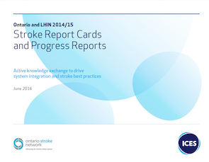 Stroke Report Cards and Progress Report 2016