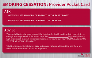 An image of the downloadable OMSC Health Care Provider Pocket Card.