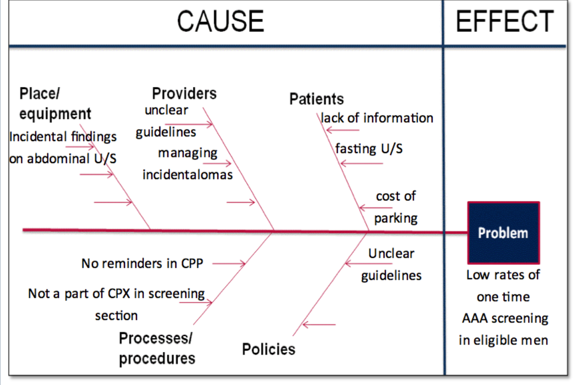 Aaa Clinical Process Map